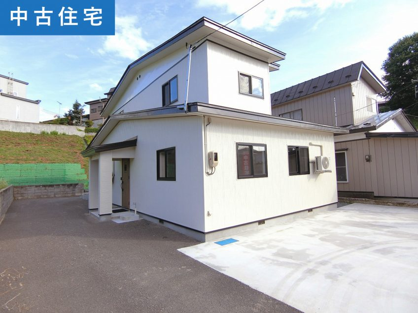 柄沢字狐台 中古住宅